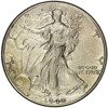 USA 1/2 Dolara 1940 - Walking Liberty